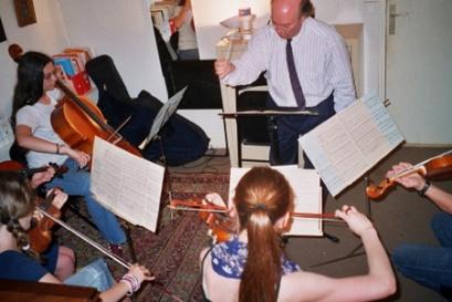 Photos conservatoire orchestre